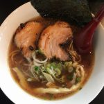 篠ケ瀬町に移転した麺屋KAZU-G(カズジー)で丸鶏中華そば・炒飯セッツを食べてみた