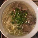 ベトナム食堂(静岡県浜松市中区住吉)牛肉フォー