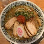 イオン市野のラーメン屋 ちゃーしゅーや武蔵で自慢のからし味噌ラーメンを食べてみた