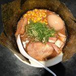 遠鉄のイベント全国らーめんリレー「麺匠茜舞」の濃厚札幌炙り味噌ラーメン全部のせトッピングはコレ!